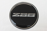 "82-92 Camaro Z28 15"" Wheel Center Cap Medallion, Reproduction-SOLD INDIVIDUALLY"