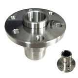 Pioneer Billet Steel Keyed Crankshaft Hub, 1996-1997 LT1 5.7L V8 Camaro, Firebird & 1996 LT1 Corvette