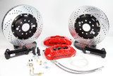 "2004 Pontiac GTO, Baer Pro+ Front Brake System for Stock Spindles, 14"" Diameter"