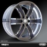 Boze, 82-2002 Camaro Firebird Force 6 Wheels