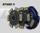 SPEC Clutch Kit, 93-97 Camaro / Firebird LT1 5.7L, Stage 4