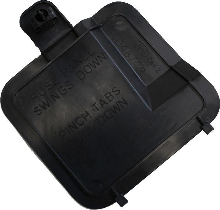 cover  camaro 82-89 new fuse box panel cover