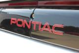 91-92 Trans Am / GTA PONTIAC Center Taillight Decals, Red