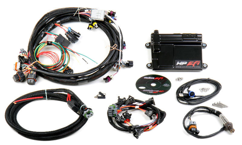 HOL 550 602__16893.1394820343.1280.1280?c=2 holley performance efi ecu & harness kit, for application 24x lt1 24x wiring harness at edmiracle.co
