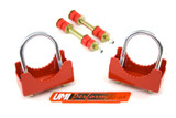 "Aftermarket Rear End Sway Bar Installation Kit- 3"" Axle Tubes, 82-02 Camaro Firebird, UMI"