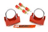 "Aftermarket Rear End Sway Bar Installation Kit- 2.75"" Axle Tubes, Stock Rear 82-02 Camaro Firebird, UMI"