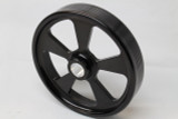 93-97 Camaro/Firebird LT1 Billet Aluminum Black Power Steering Pulley