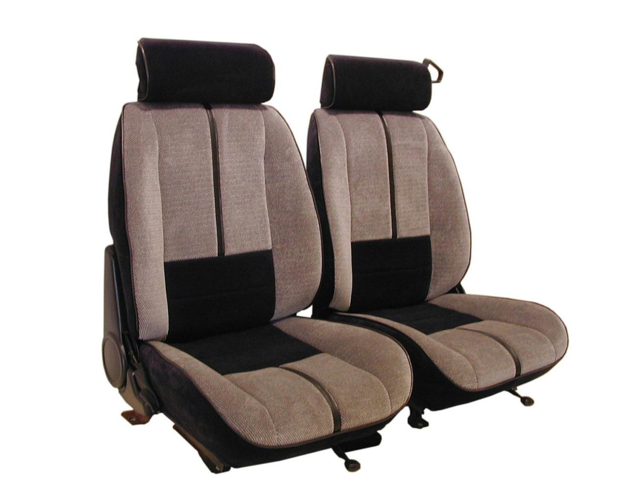 Camaro 88-92 Seat Upholstery Kit New Replacet - Hawks Third ...