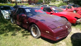 1987 Firebird GTA 5.7 TPI, Milage INOP, Digital Dash
