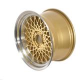 GTA Mesh Wheel Set of 4 17 x 9 Gold Reproduction