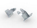 Engine Motor Mount Brackets, Hooker, 93-2002 F-Body originally equipped with 3.4L or 3.8L V6