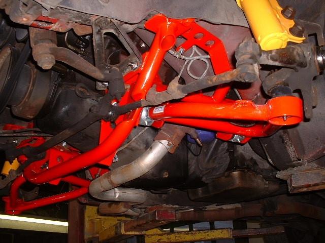 Camaro Or Firebird 82 92 Spohn Tubular K Member SBCBBC