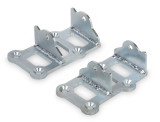 Hooker Engine Mount Brackets  1978-88 GM A/G-Body LS Swap Engine Mounting Brackets