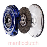 Mantic Clutch, LS2 LS3 6.0L 6.2L LS7 7.0L V8 Street Clutch Kit with ER²