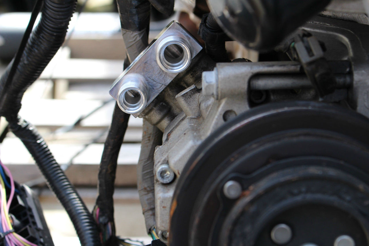 Aa Ls on Cadillac 4 1 Engine Swap