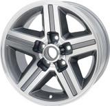 85-87 Camaro IROC-Z 16 x 8 Wheel, Front OER- Reproduction- 1 Wheel