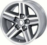 85-87 Camaro IROC-Z 16 x 8 Wheel, Rear OER- Reproduction- 1 Wheel