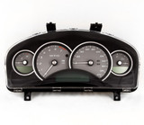 04-06 Pontiac GTO Holden Commodore 200mph Instrument Gauge Cluster Silver Grey 92172962