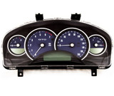 04-06 Pontiac GTO Holden Commodore 200mph Instrument Gauge Cluster Bermuda Blue 92123212