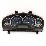 04-06 Pontiac GTO Holden Commodore 200mph Instrument Gauge Cluster Barbados Blue