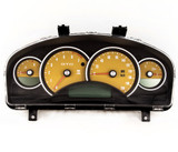 04-06 Pontiac GTO Holden Commodore 200mph Instrument Gauge Cluster Devil Yellow 92123210