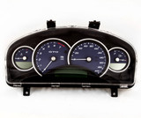 04-06 Pontiac GTO Holden Commodore 200mph Instrument Gauge Cluster Bermuda Blue 92172961