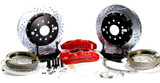 "93-2002 Camaro / Firebird BAER Rear 14"" Pro+ Brake System w/ Park Brake"