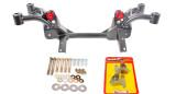 Camaro / Firebird 82-92 BMR Tubular K-member w/ SBC/BBC Motor Mount Pads, Pinto Rack Mounts