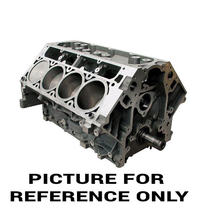 Chevy Lt1 Short Block 4 Bolt Main: Ls1 Short Motor