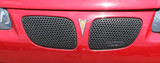 2004-2006 GTO  Upper Bumper Grille Cover - Left Side, W/GTO Emblem-GM USED