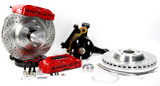 "Brake Kit, BAER Track4 Front Brake System w/ 13"" Rotors, 82-92 Camaro/Firebird"