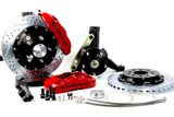 "Brake Kit, BAER PRO+ Front Brake System w/ 14"" Rotors, 82-92 Camaro/Firebird"