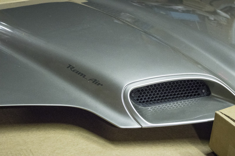 98 02 Ws6 Oem Gm Ram Air Hood Used Hawks Third Generation