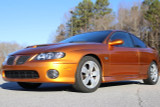 2006 GTO LS2 V8 Automatic Brazen Orange