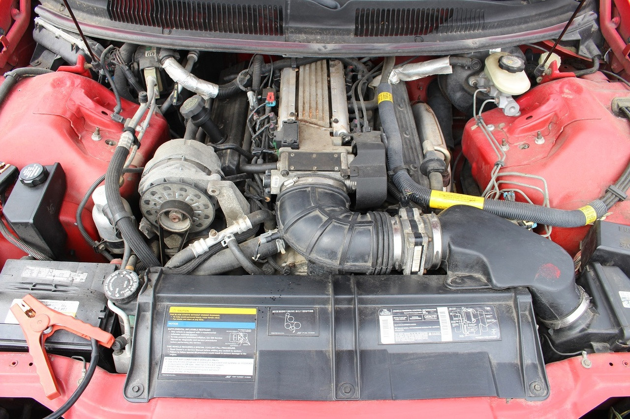 1994 Camaro Z28 5.7L LT1 Engine w/ T56 6-Speed Trans ONLY ...