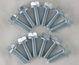 LS Header Bolts Set of 12, LS1/LS6/LS2/LS3/LS7 M8x1.25 30mm Long