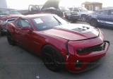2012 ZL1 LSA Supercharged V8, 6-Speed ONLY 8K Miles