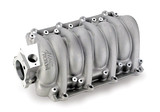 Holley / Weiand LS1/LS6 High Flow Aluminum Intake Manifold, Satin