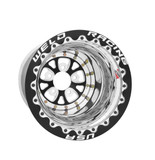 Weld Drag Wheel V-Series Rear