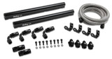 Billet LS7 Hi-Flow Fuel Rail Kit for Factory LS7 Intake with Tall Holley EFI Injectors