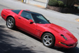 1991 Chevrolet Corvette ZR1 Red LT5 Hatchback 2-Door 5.7L 89K Miles!!!