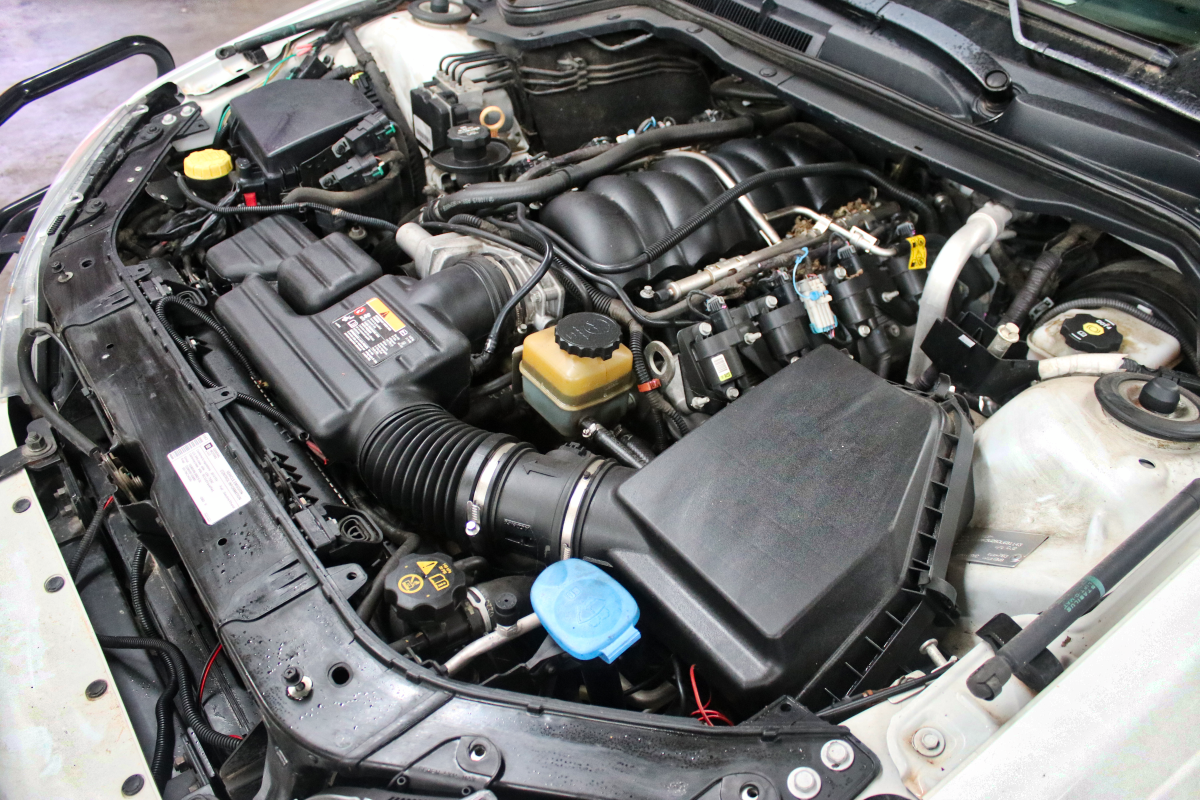 2012 caprice ppv 6 0l l77 motor engine w 6 speed auto trans 63k miles 355hp image 1 image 4