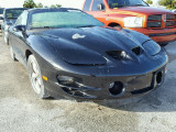 1999 Pontiac Trans Am Firehawk LS1 V8 Automatic