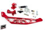 "UMI 82-2002 Camaro / Firebird  Fabricated Watts Link, 3"" Axle Tubes"