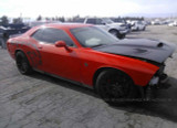 2016 Challenger Hellcat 6.2L V8 Supercharged 8-Speed Automatic