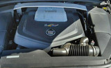 2012 Cadillac CTS-V LSA Supercharged Engine w/6L90 6-Speed Automatic Trans. 48K Miles