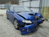 2005 GTO LS2 V8 6-SPEED