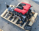 2015 Camaro ZL1 LSA Supercharged Engine w/ 6-Speed TR6060 Transmission 17K Miles