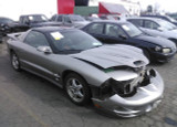 2002 Pontiac Trans Am LS1 V8 6-Speed 73K