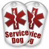 Service Dog Tags